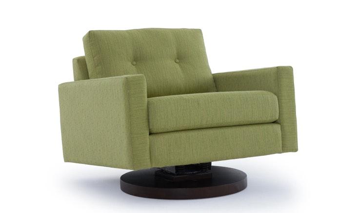 Hopson Rocking Swivel Chair Joybird