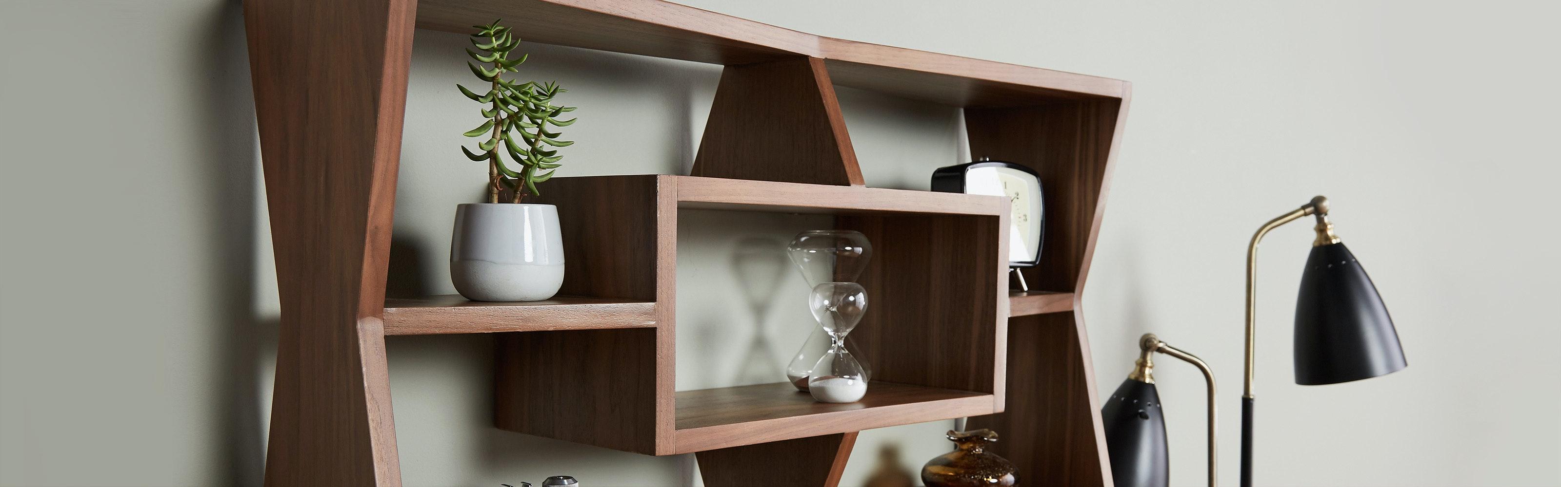Bookcases & Bookshelves - Modern & Mid Century Wall Units | Joybird