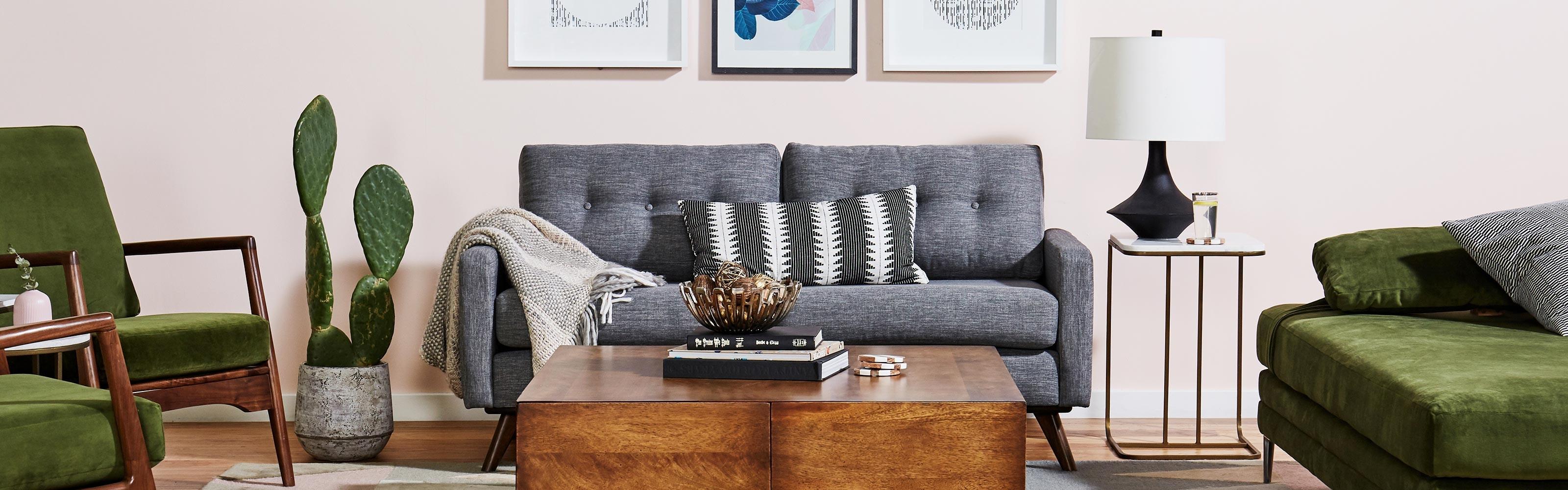 Apartment Sofas - Apartment Size Couches | Joybird