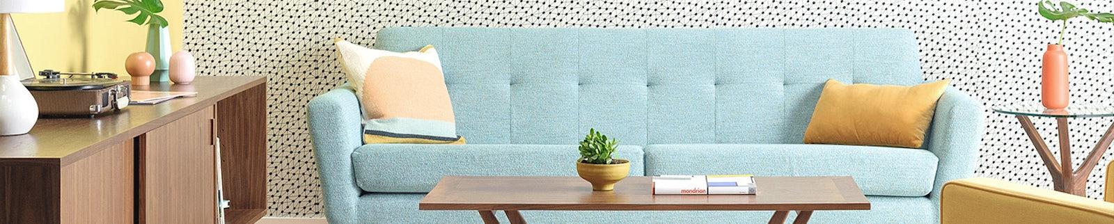 Mid Century Modern Furniture 100 Custom Joybird