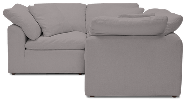bryant modular corner sectional %283 piece%29 taylor felt grey