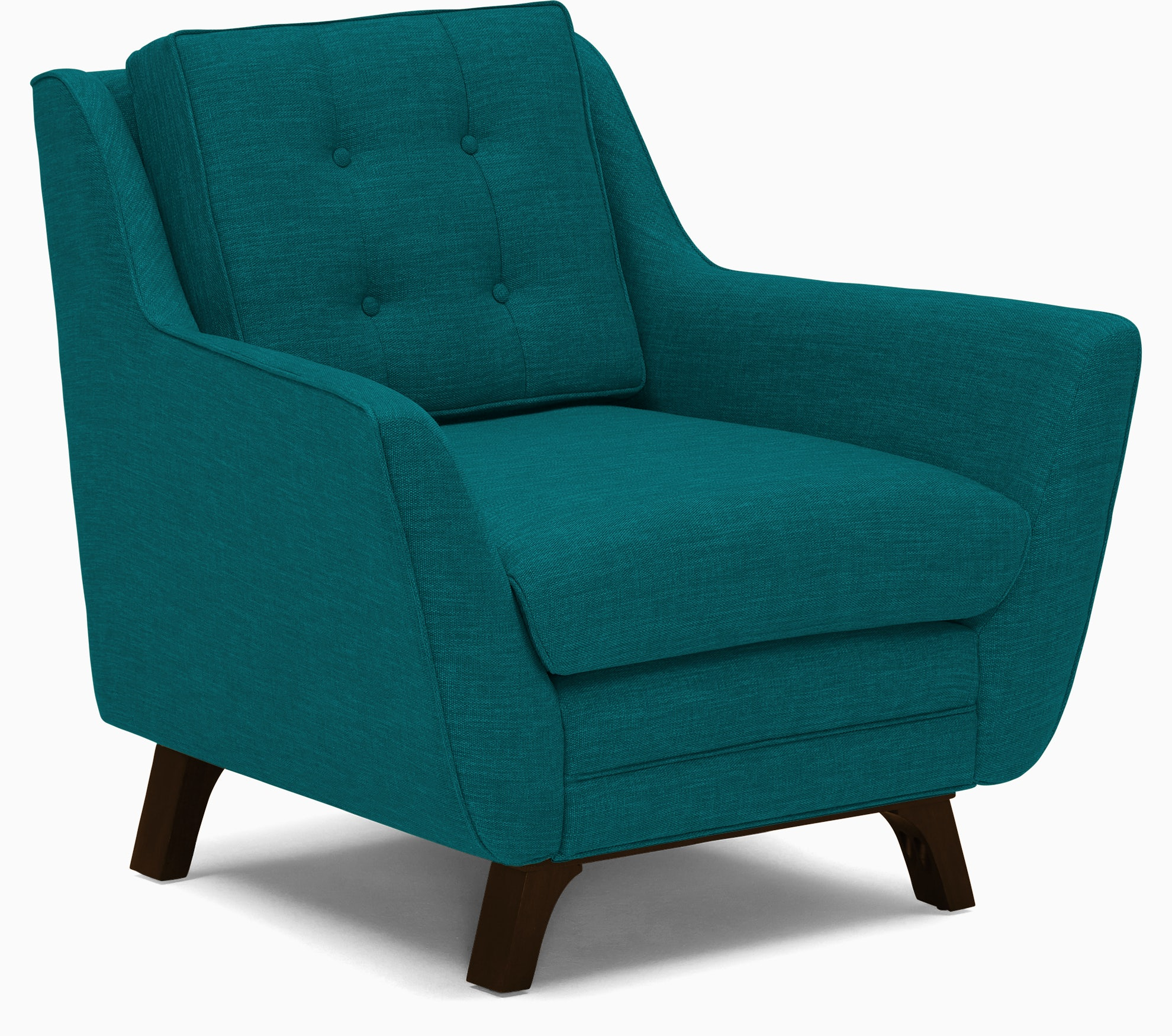 eastwood chair lucky turquoise
