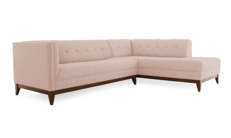 Stowe Sectional with Bumper