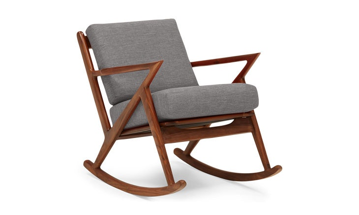 Groovy Soto Rocking Chair Customize Product Joybird Pdpeps Interior Chair Design Pdpepsorg