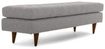 eliot bench taylor felt grey