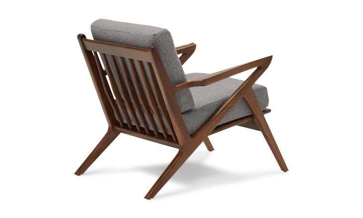 Soto Concave Arm Chair Customize Product Joybird