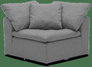 bryant corner chair taylor felt grey