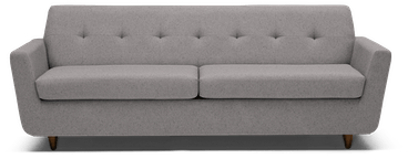 hughes sleeper sofa taylor felt grey