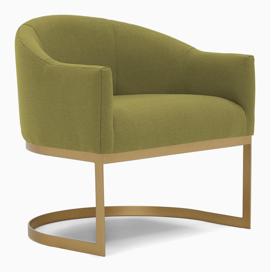 jolie accent chair key largo grass