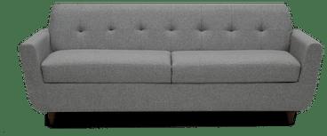 hughes sofa with storage taylor felt grey