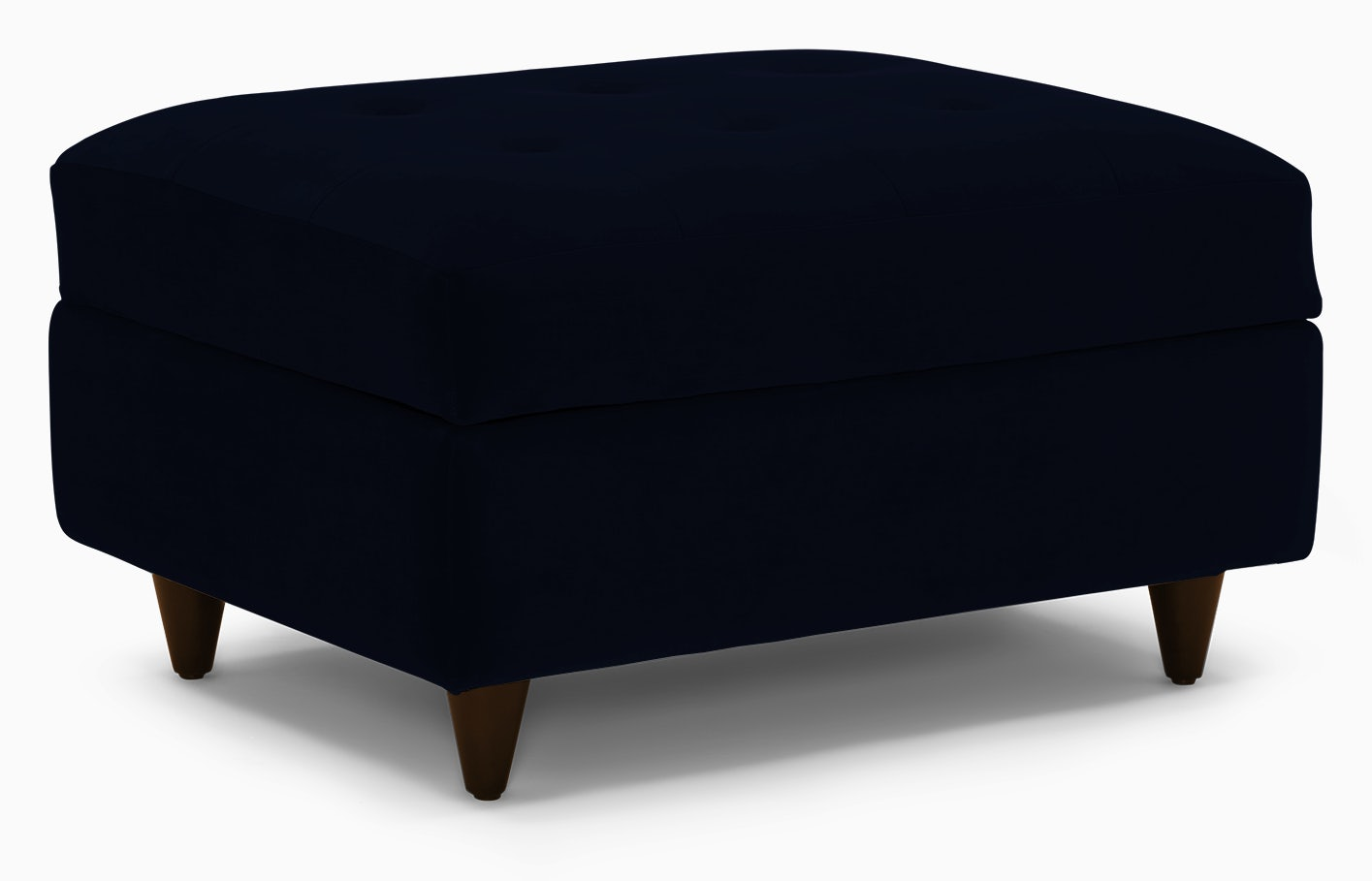 eliot storage ottoman bentley indigo
