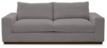 holt sofa taylor felt grey