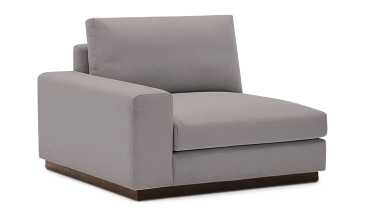 Fabric ...  sc 1 st  Joybird & Color Visualization for Holt Single Arm Chair | Joybird