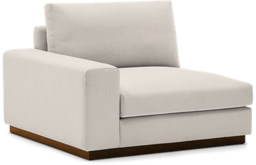 holt single arm chair lucky divine