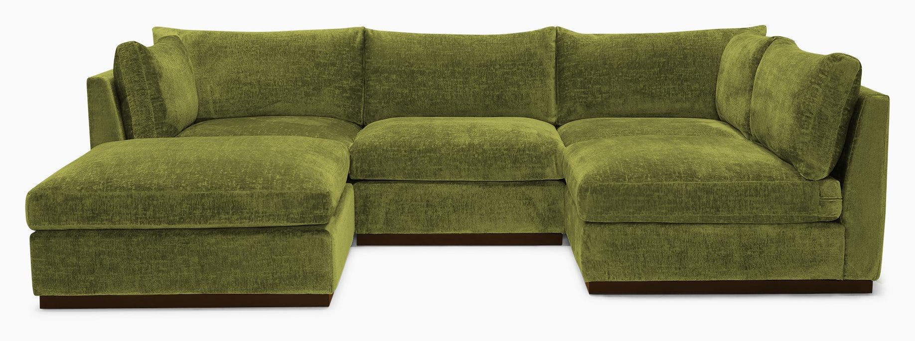 holt armless sofa sectional %285 piece%29 notion appletini