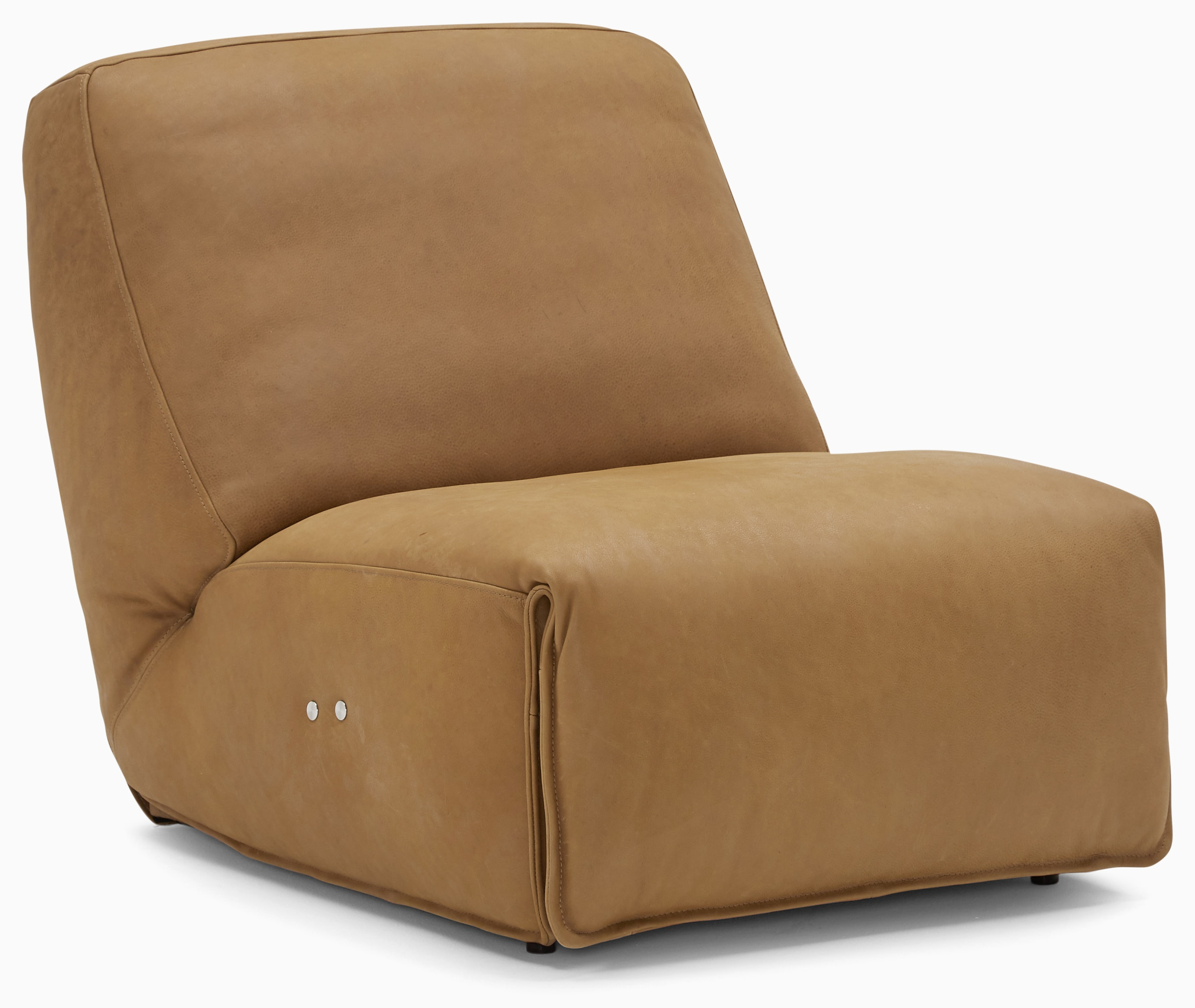 clover leather chair toledo camel