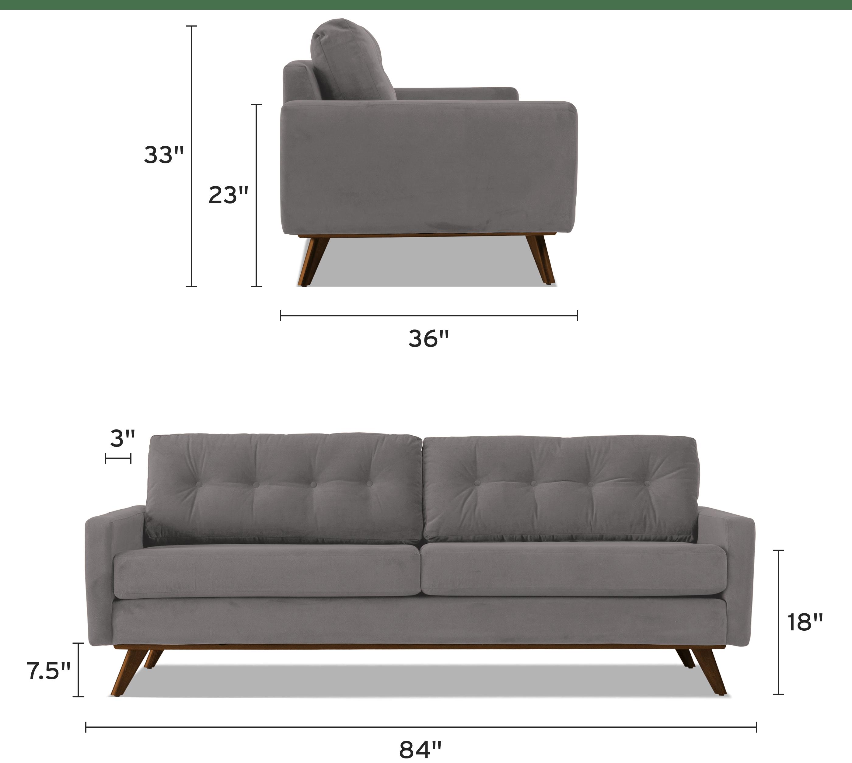 hopson sofa mobile dimensional image