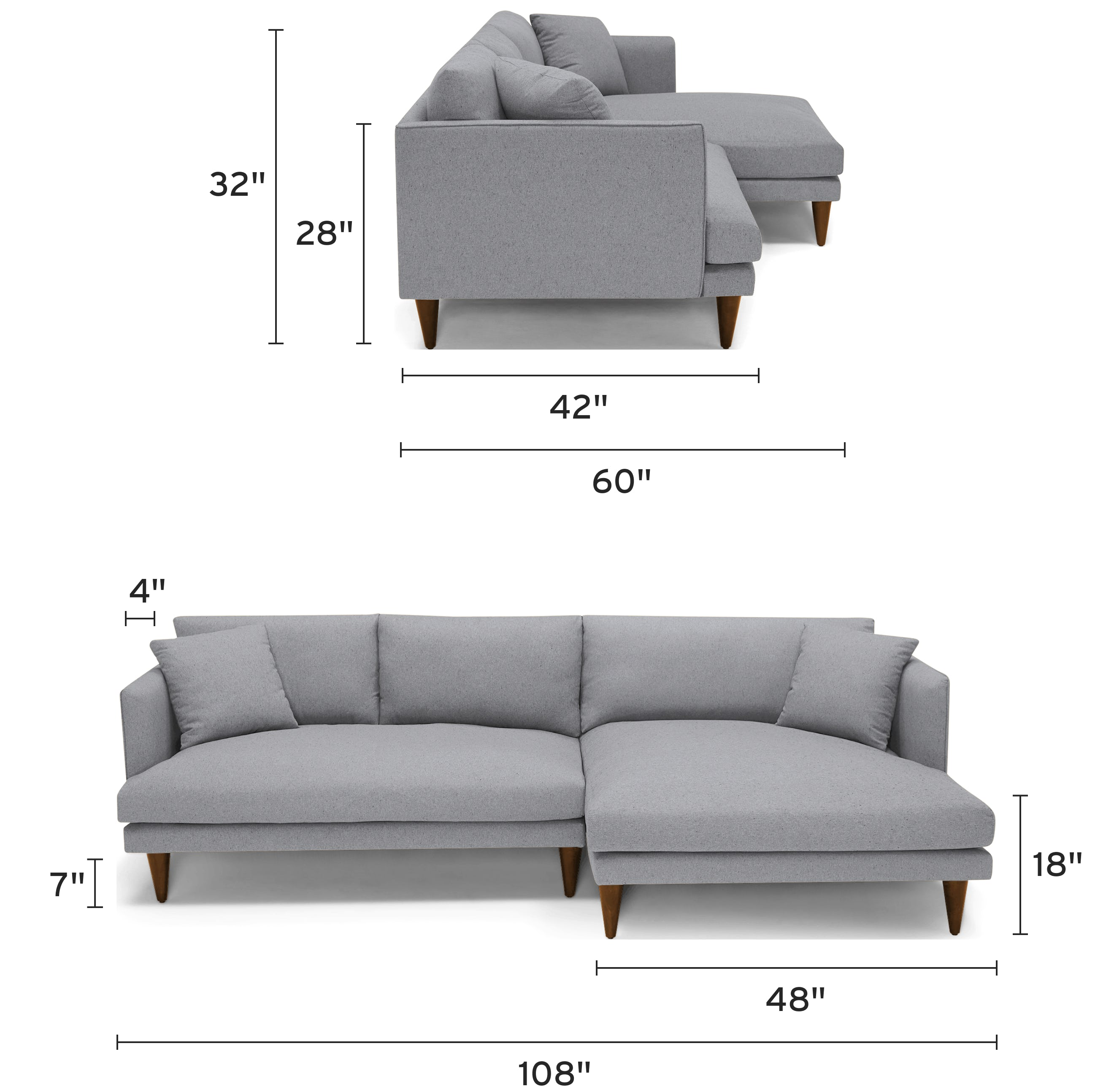 lewis sectional mobile