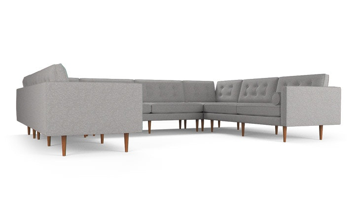 Fabulous Braxton U Sofa Sectional Gmtry Best Dining Table And Chair Ideas Images Gmtryco