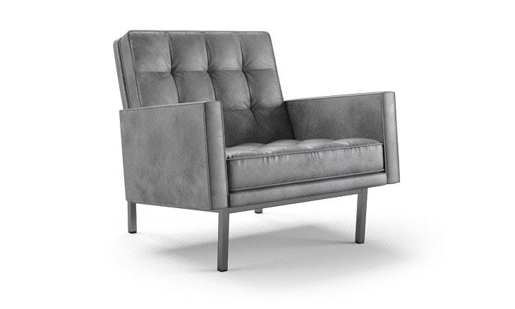 Pleasant Henderson Leather Chair Machost Co Dining Chair Design Ideas Machostcouk