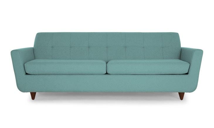 Teal Sleeper Sofa Zipcode Design Martin Convertible