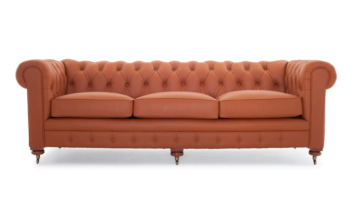 Liam Leather Sofa Joybird
