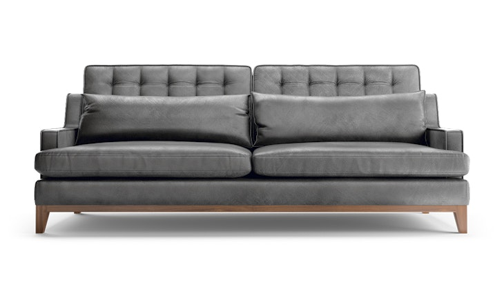 Hemingway Leather Sofa Joybird