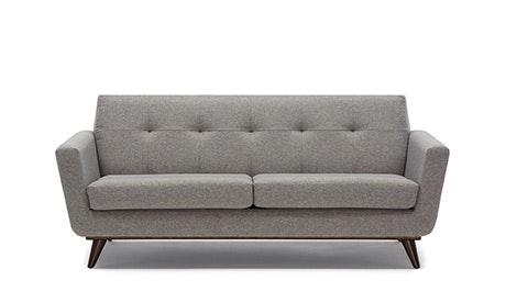 + 76 Fabrics Hughes Loveseat1,6491,237 As Low As $69/month + 76 Fabrics
