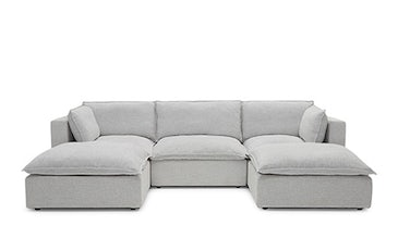 Haine Modular U-Chaise Sectional