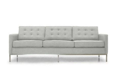 Franklin Leather Sofa