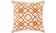 Pound (Orange) Pillow
