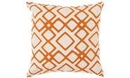 Pound (Orange) Pillow