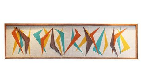 Mid Century Modern Wall Art Joybird