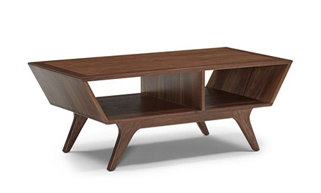 coffee tables cherry walnut maple joybird. Black Bedroom Furniture Sets. Home Design Ideas
