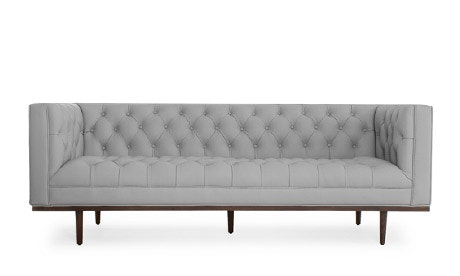 + Quick View · Welles Leather Sofa