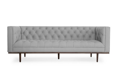 Welles Leather Sofa