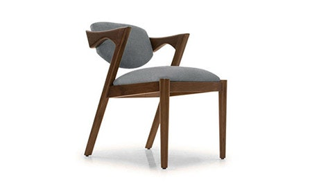 Morgan Leather Dining Chair
