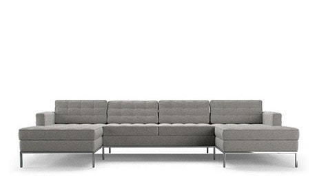 Franklin U-Chaise Sectional
