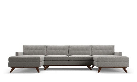 Hopson U-Chaise Sectional
