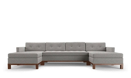 Raine U-Chaise Sectional