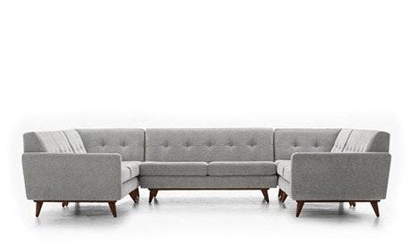 Hughes U-Sofa Sectional
