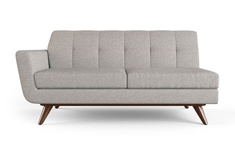 Hughes Single Arm Loveseat