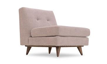Hughes Armless Chair