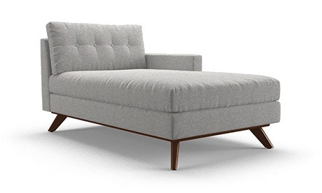 Hopson Single Arm Chaise