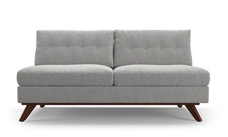 Hopson Armless Loveseat