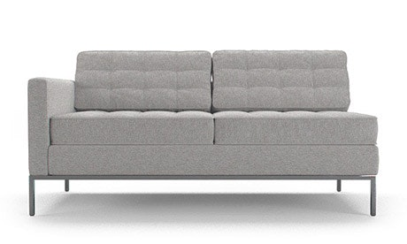 Franklin Single Arm Loveseat