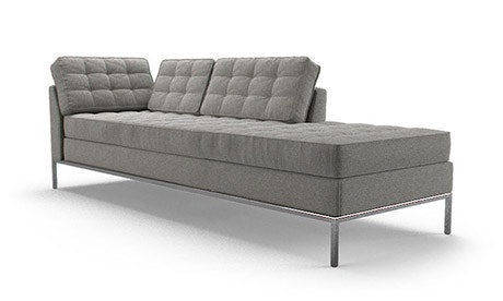 Franklin Bumper Chaise