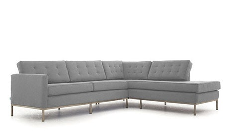 Franklin Sectional with Bumper