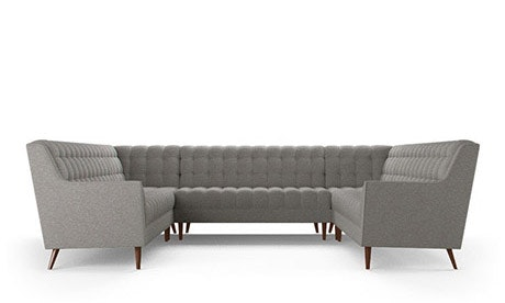 Fitzgerald U-Sofa Sectional