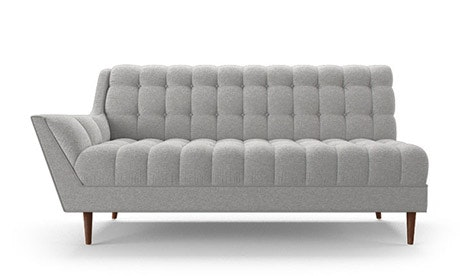 Fitzgerald Single Arm Loveseat